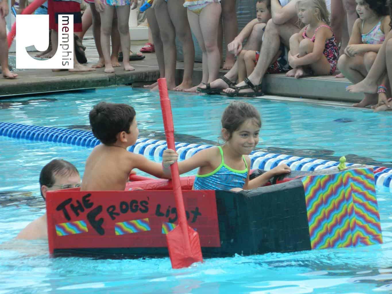 human-ski-boats