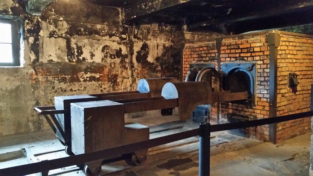 auschwitz-crematoria