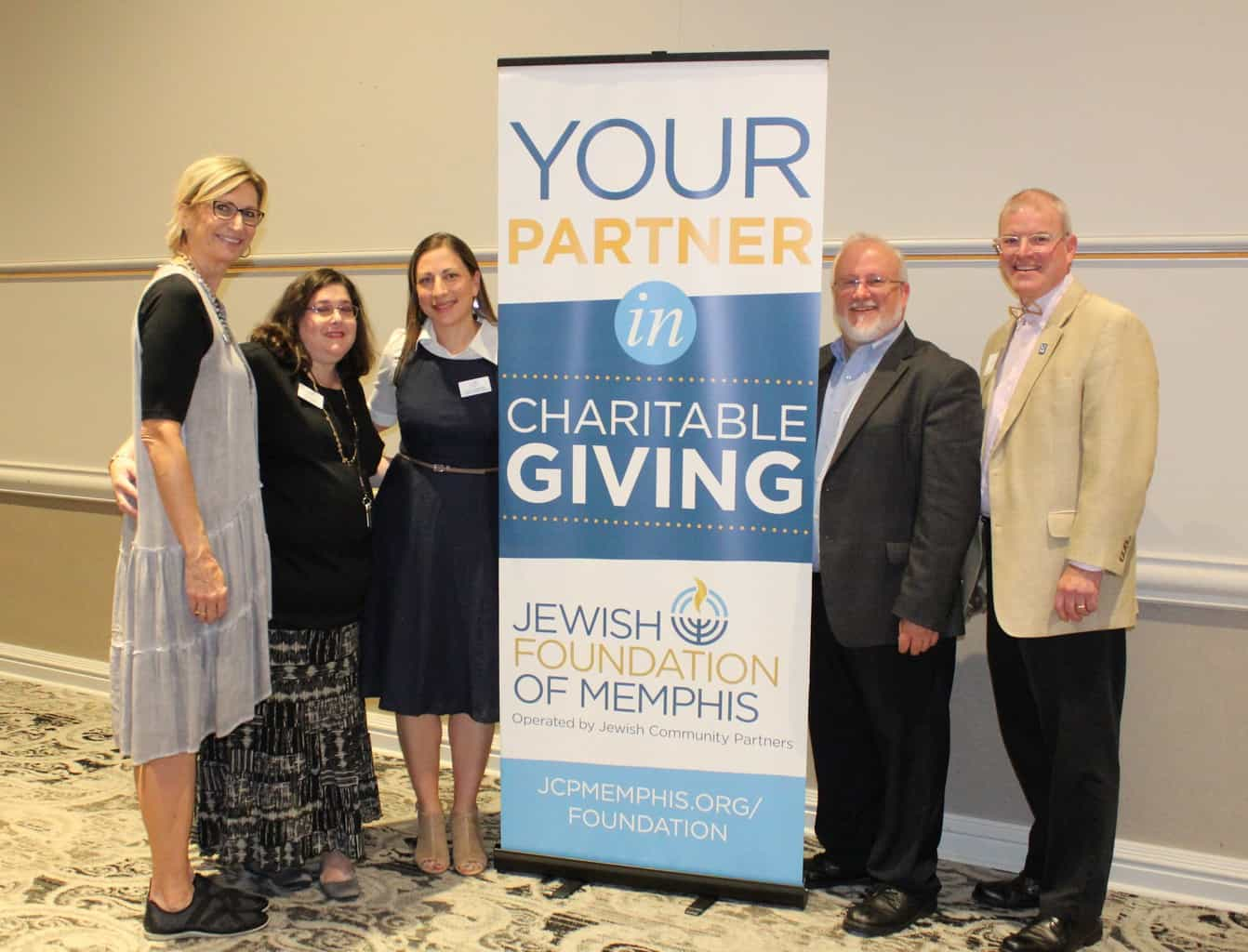 jewish-foundation-inspires-legacy-giving-to-memphis-nonprofits-and-professional-advisors