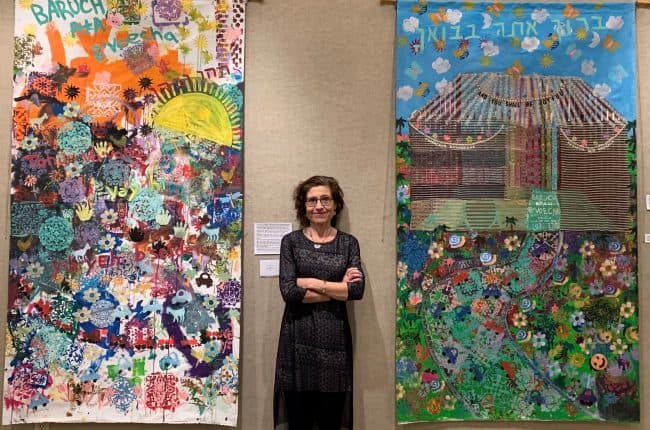 memphis-jewish-federation-and-memphis-jewish-community-center-to-host-lunch-and-learn-with-local-artist-carol-buchman