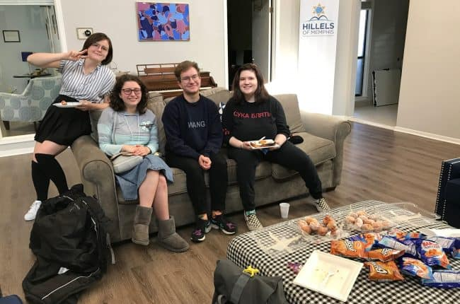 jewish-life-on-memphis-campuses-hillel-fall-semester-review