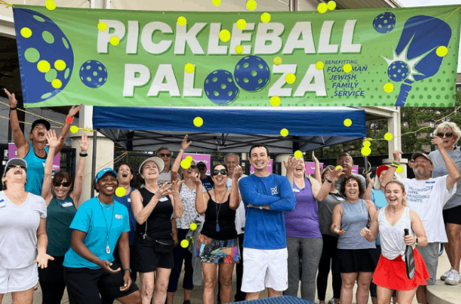 inaugural-pickleball-palooza-benefits-wendy-avron-b-fogelman-jewish-family-service